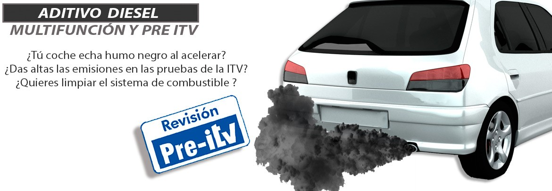 ADITIVO DIESEL MULTIFUNCION Y PRE ITV